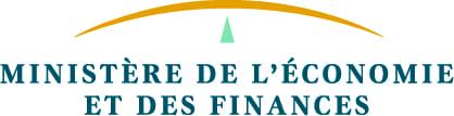 Ministere de l'economie - logo