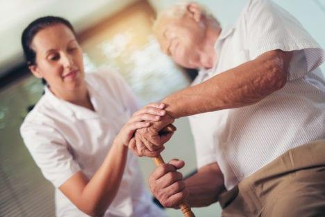 Parkinson - Personnel soignant - Aide à la personne - EHPAD - Maison de retraite