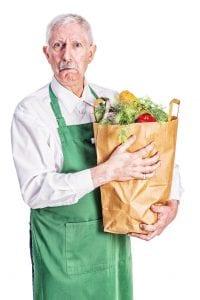 Portage de repas à domicile - Livraison repas - Nutrition - Alimentation seniors
