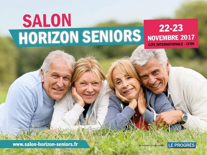 Salon Horizon Seniors @ Cité Internationale | Lyon | Auvergne-Rhône-Alpes | France