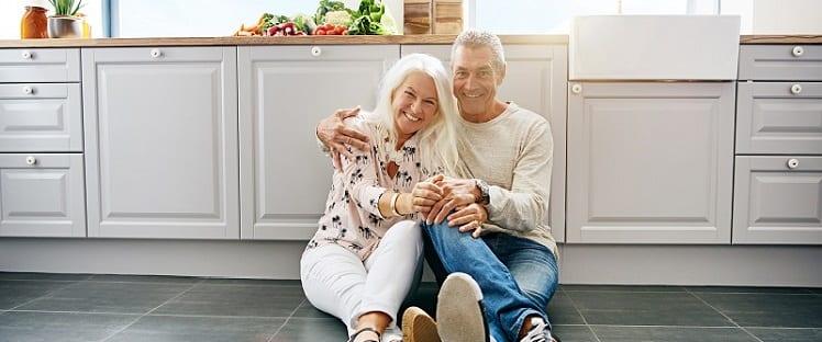 Les 55+ se sentent «seniors» de plus en plus jeunes !