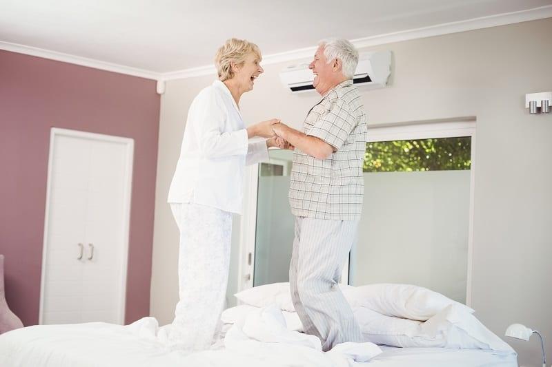 Seniors amour - Complicité - Sexualité des seniors - Sexe - Sexo (1)