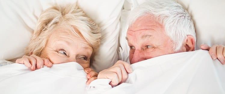 Seniors amour - Complicité - Sexualité des seniors - Sexe - Sexo (2)