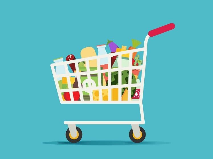Shopping - Faire les courses - Repas - Alimentation