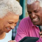 Tablette - Tablettes seniors - Tablette tactile - Lutte contre la fracture numérique - Une