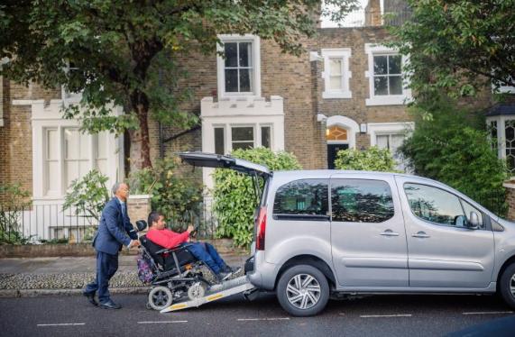 UberAccess - Handicap - Personnes âgées