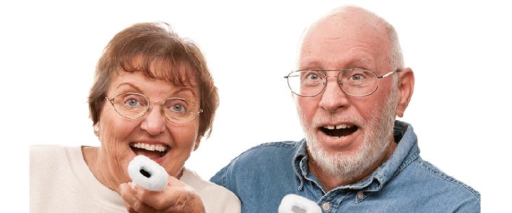 Etude : les jeux vidéos peuvent-ils réduire le risque de démence chez les seniors ?