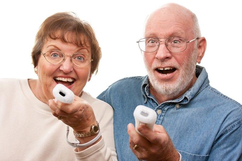 Wii - Seniors - Jeux vidéos