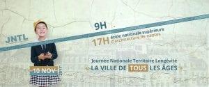 Participez à la 3ème édition de la Journée Nationale Territoire Longévité le 10 novembre 2017 à Nantes !