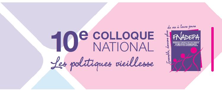 24 janvier 2018 : RDV au 10ème Colloque National de la FNADEPA !