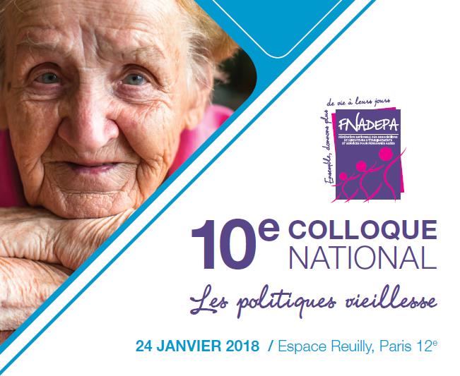 10ème colloque national de la FNADEPA @ Espace Reuilly | Paris | Île-de-France | France