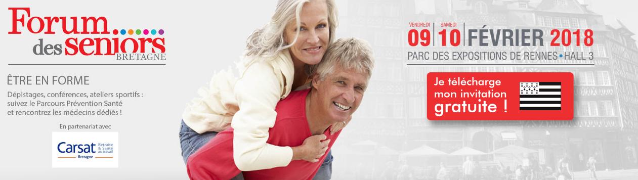 Senior Dating partenariat