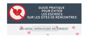 [Infographie Club-50plus] : comment éviter les arnaques sur un site de rencontres ?