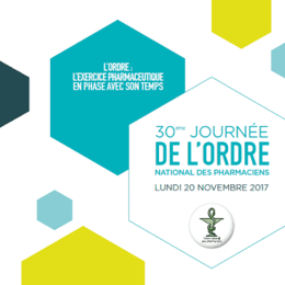 Journée de l'Ordre des pharmaciens @ Maison de la Chimie | Paris | Île-de-France | France