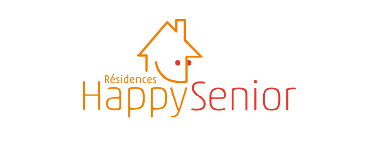Logo Happy senior Une