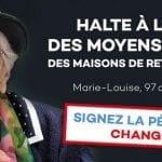 Une campagne pour interpeller les français sur la réforme du financement des maisons de retraite
