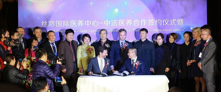 Partenariat SOS Seniors - Universe Cloud