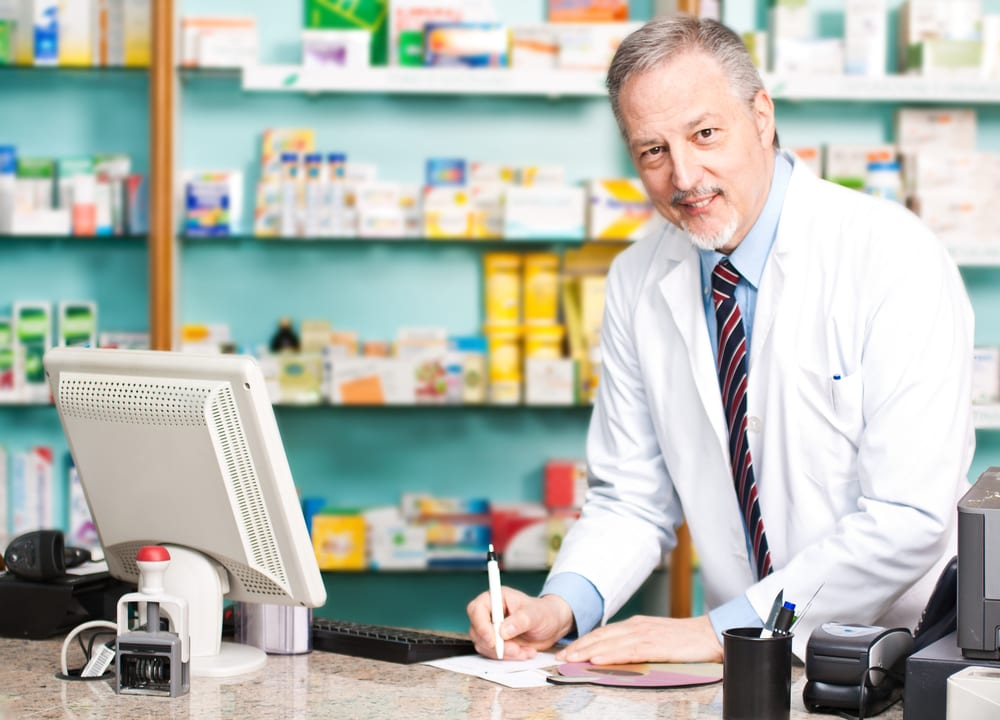 Pharmacie - Pharmacien - Prescription médicaments - Ordonnances