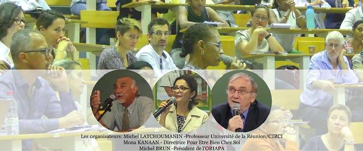 """Séminaire""""Plaisir, Loisir, Culture et Sexualité des Seniors"""" @ Université de La Réunion (Amphithéâtre Lacaussade)"""