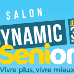 30 novembre 2017 : RDV au Salon Dynamic Senior à Paris !