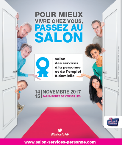 Plus que quelques jours avant l dition 2017 du salon des for Salon service a la personne