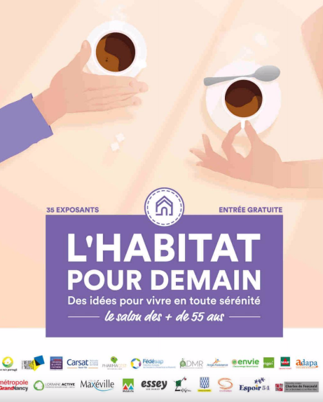 Salon l'Habitat pour Demain @ Conseil Départemental de Meurthe-et-Moselle (Nancy)