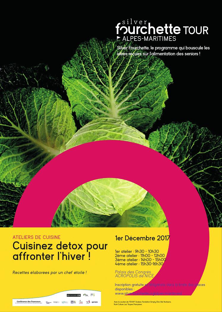Ateliers de cuisine Silver Fourchette @ Palais des Congrès, Nice Acropolis   Nice   Provence-Alpes-Côte d'Azur   France