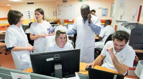 unité de médecine d'urgence pour personnes âgées CHU de Limoges