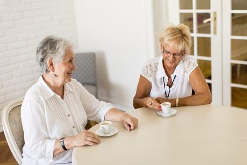 Amitié - Maison de retraite - EHPAD - Résidence services seniors