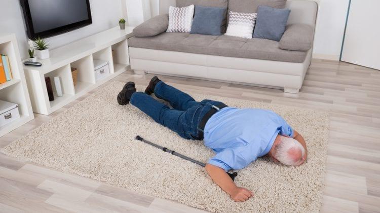 Chute des personnes âgées : une étude montre comment les prédire