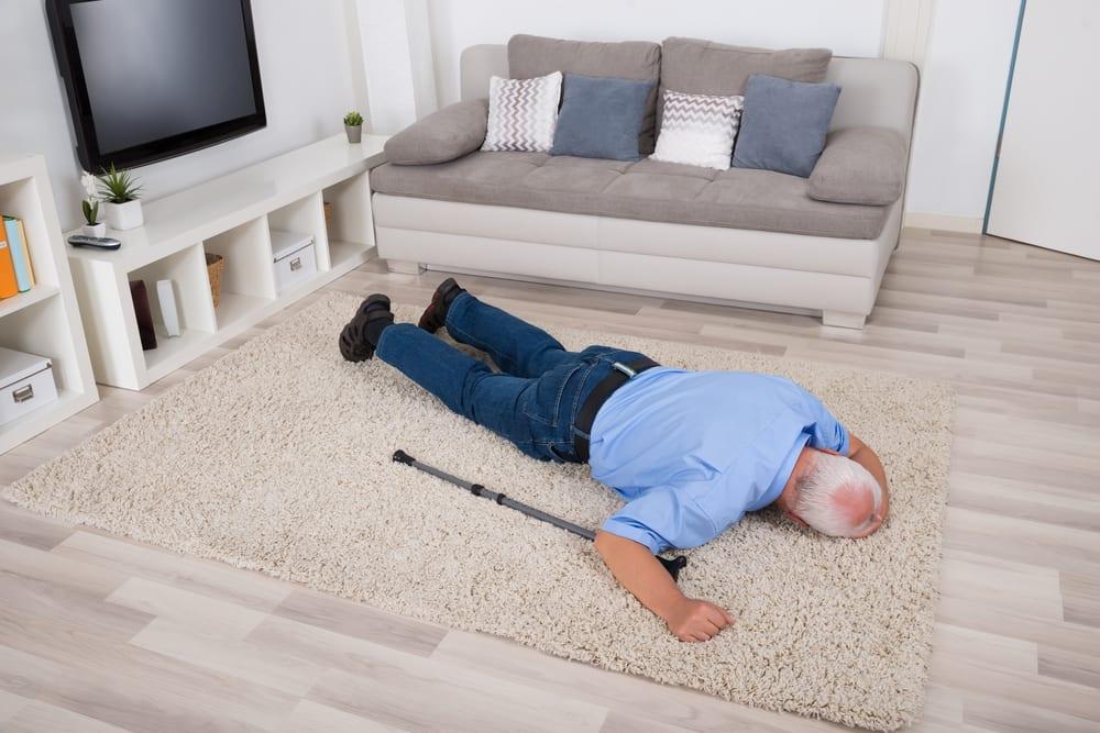 Chute - Prévention des chutes - Risques de chute