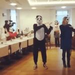 Flashmob Domitys - Landerneau
