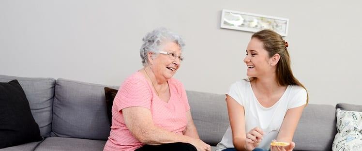 Liens intergénérationnels - Colocation - Services à la personne