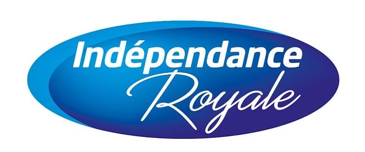 Logo Indépendance Royale