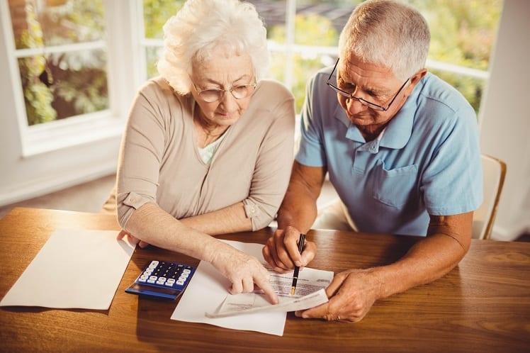 Maintien à domicile - Couple de seniors - Bien vivre chez soi