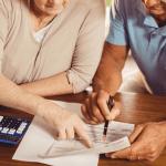 Maintien à domicile - Couple de seniors - Bien vivre chez soi - Une