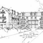 2020 : un résidence seniors en bord de mer à Saint-Lunaire en prévision