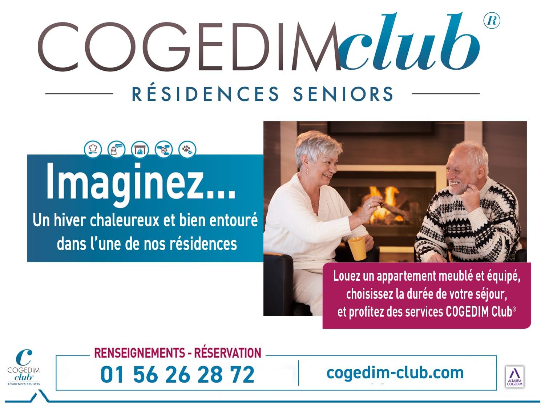 Fin des séjours d'hiver Cogedim Club