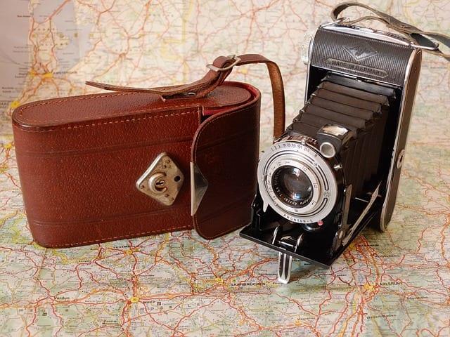Vintage - Appareil photo - Objet ancien
