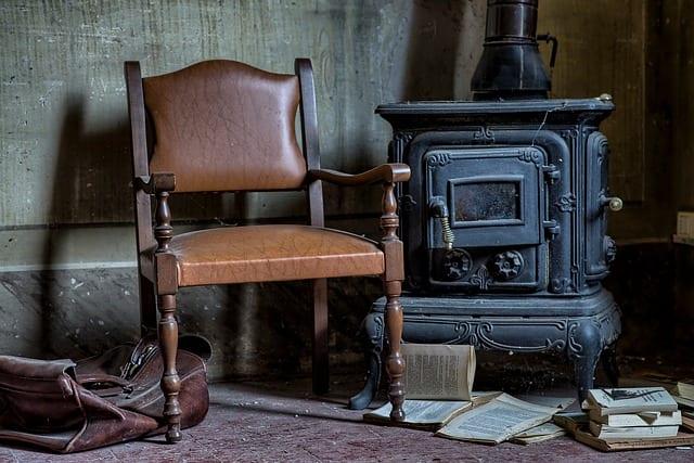 Vintage - Chaise - Objet ancien