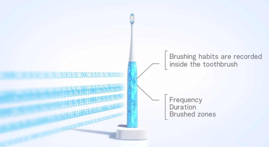 Ara brosse à dents connectée kolibree