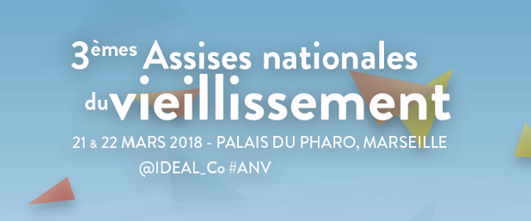 3èmes Assises nationales du vieillissement @ Palais du Pharo | Marseille | Provence-Alpes-Côte d'Azur | France