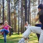 Des ateliers de capoeira pour les patients atteints de la maladie de Parkinson