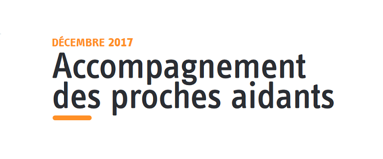 Proches aidants : la CNSA publie un guide d'actions