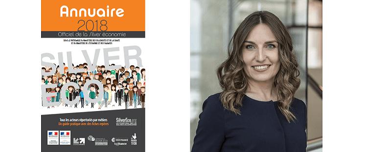Regard sur la SilverEco : Marzena Rudnicka, Présidente de l'Institut Polonais de la Silver économie