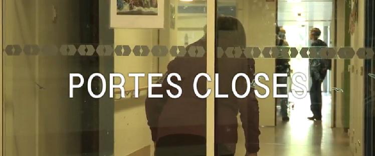 Reportage france 3 portes closes