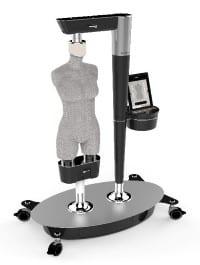 Robot mannequin Euveka