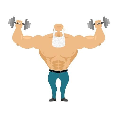 Sport pour seniors - Activité physique adaptée - Musculation - Entrainement (1)
