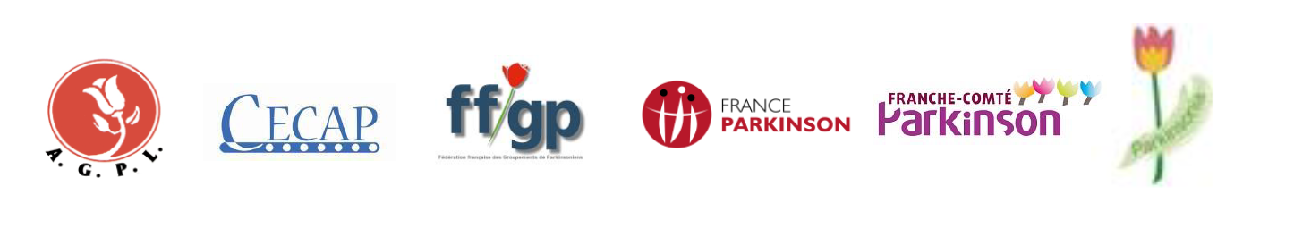 Associations du collectif Parkinson