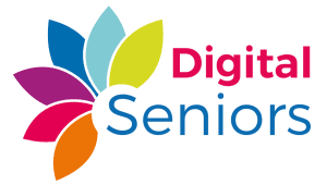 Logo digital seniors